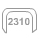 2310 svorky