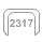 2317 Staples