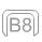 B8 Staples