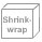 Shrinkwrap packaging